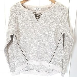 Lucky Lotus by Lucky Brand Fall Sweater Small